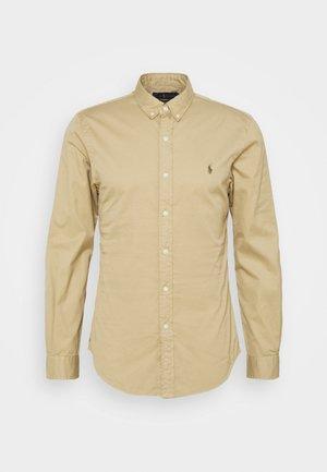 Camisa - coastal beige