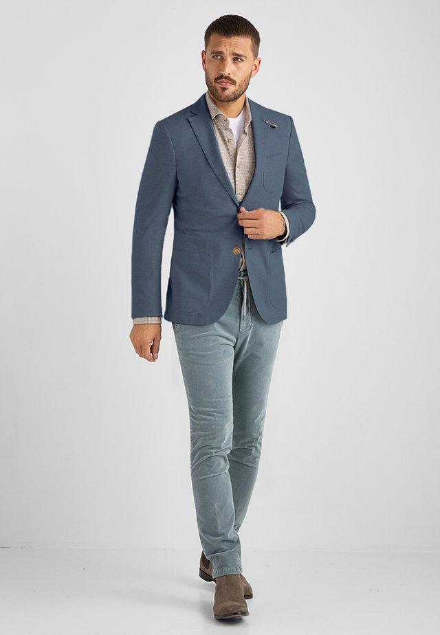 MURELLO - blazer - blue mirage