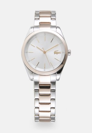 PETITE PARISIENNE - Montre - silver-coloured/white