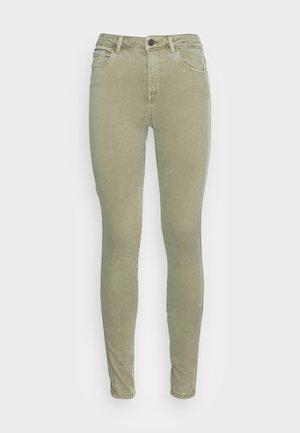 SHAPING - Skinny džíny - light khaki