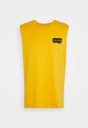 Top - yellow