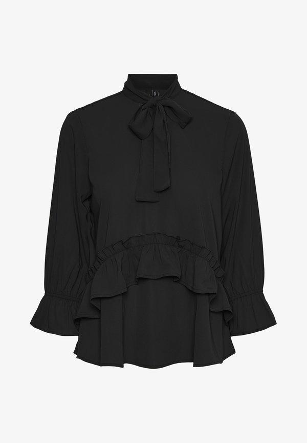 Vero Moda Bluzka - black/czarny WBRJ