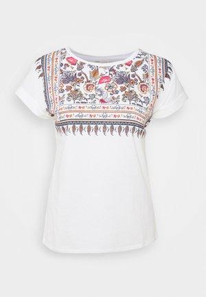 GRAFICO ARIZONA - T-shirt con stampa - white