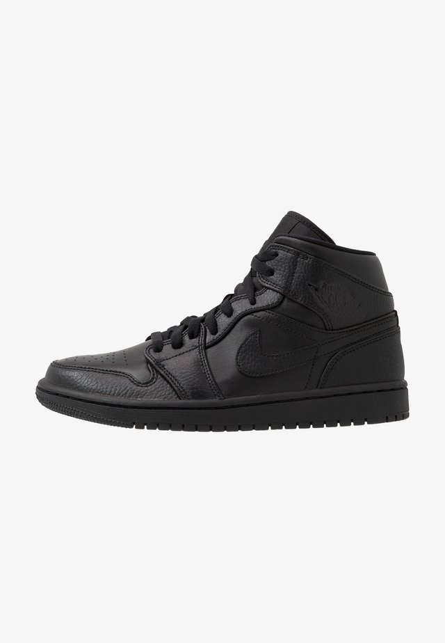 AIR 1 MID - Sneakers hoog - black