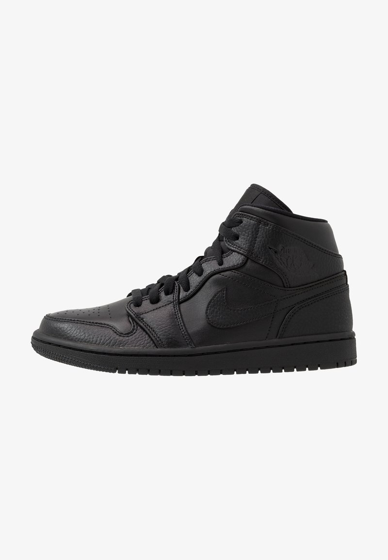 Jordan - AIR 1 MID - Sneakers hoog - black