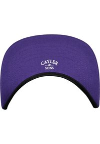 Cayler & Sons - Cap - black/purple - 5
