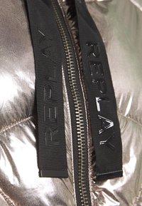 Replay - OUTERWEAR - Winter jacket - dark silver - 2