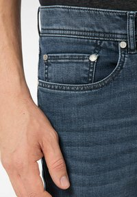 Pierre Cardin - LYON  - Slim fit jeans - darkblue - 1