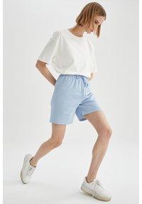 DeFacto - Shorts - blue - 2
