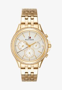 Tommy Hilfiger - ARI - Chronograph watch - goldcoloured - 1