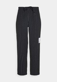 PALOS PARK CULOT TROUSERS UNISEX - Pantaloni - black