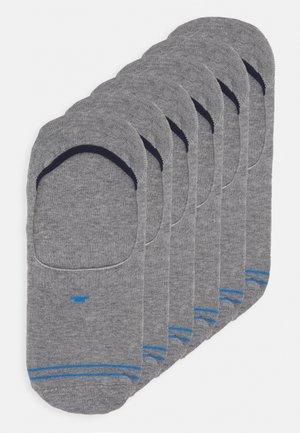 INSHOE SOCKS 6 PACK - Trainer socks - grey