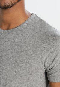 Jack & Jones - NOOS - T-shirt basic - light grey melange - 3
