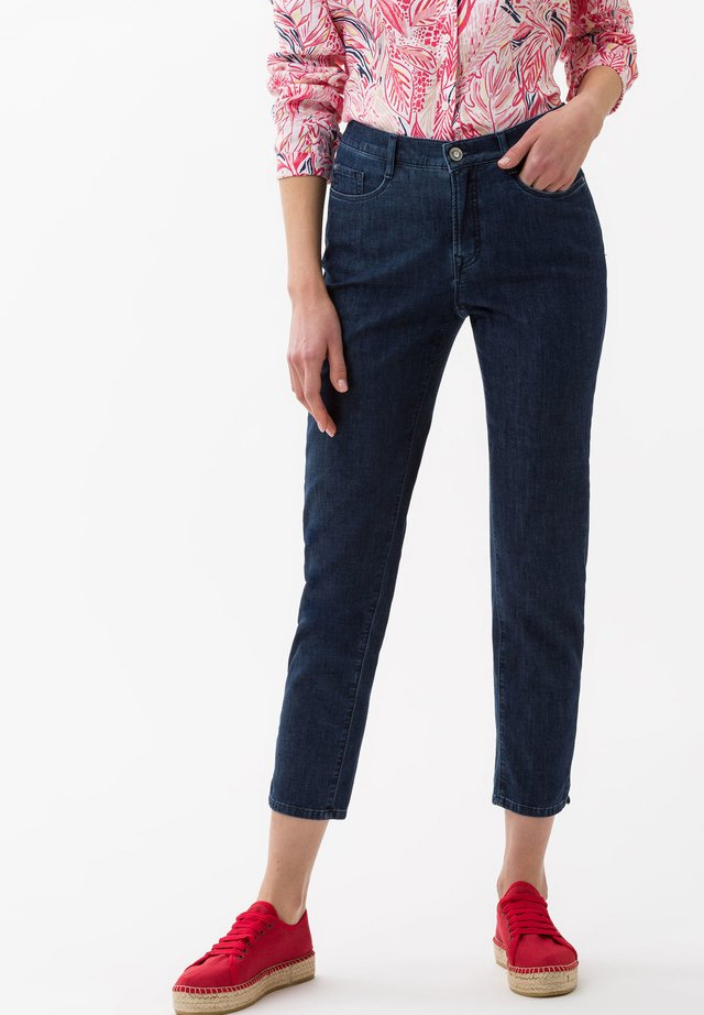 STYLE MARY  - Jeans Straight Leg - dark blue