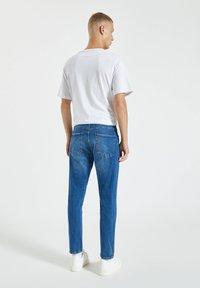 PULL&BEAR - Jeans Skinny Fit - blue-grey - 2