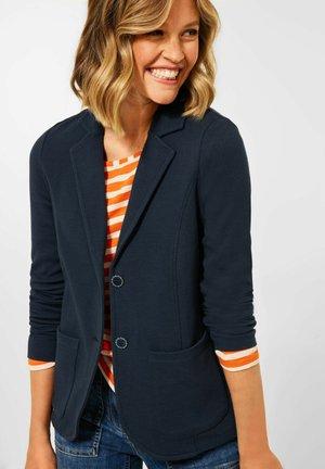 STRUKTUR OPTIK - Blazer jacket - blau