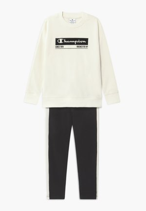 LEGACY CREWNECK SUIT SET - Dres - off-white