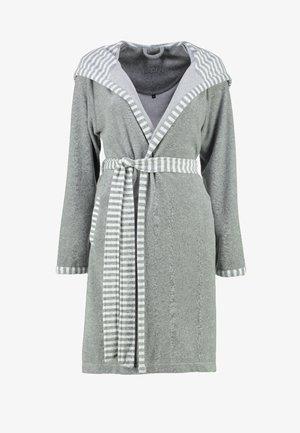 Juno - Dressing gown - grau melange