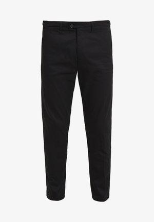 KILL - Spodnie materiałowe - black
