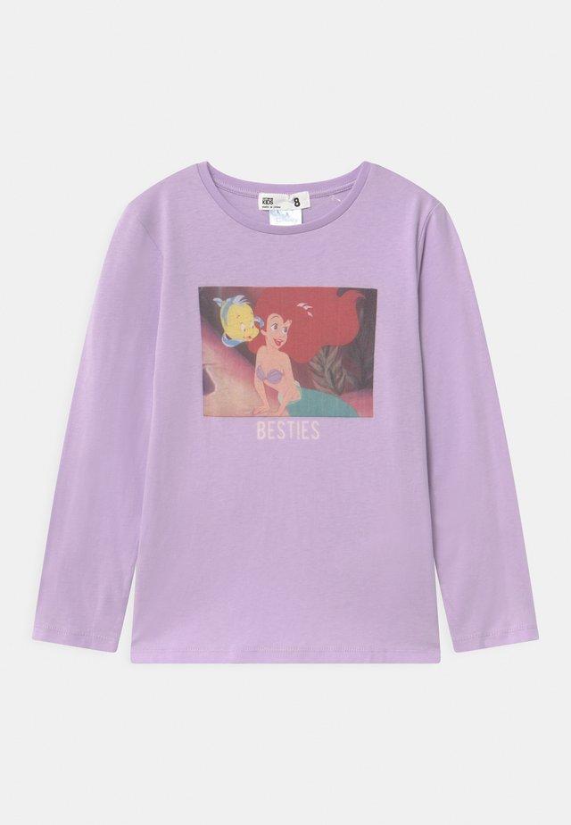 LICENSE - Top sdlouhým rukávem - vintage lilac