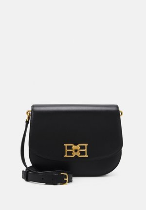 CHAIN CROSSBODY - Across body bag - black
