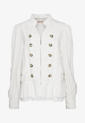 ARIANA JACKET - Summer jacket - white