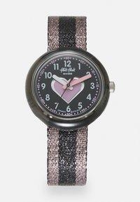 Flik Flak - CUORICINO - Watch - black - 0