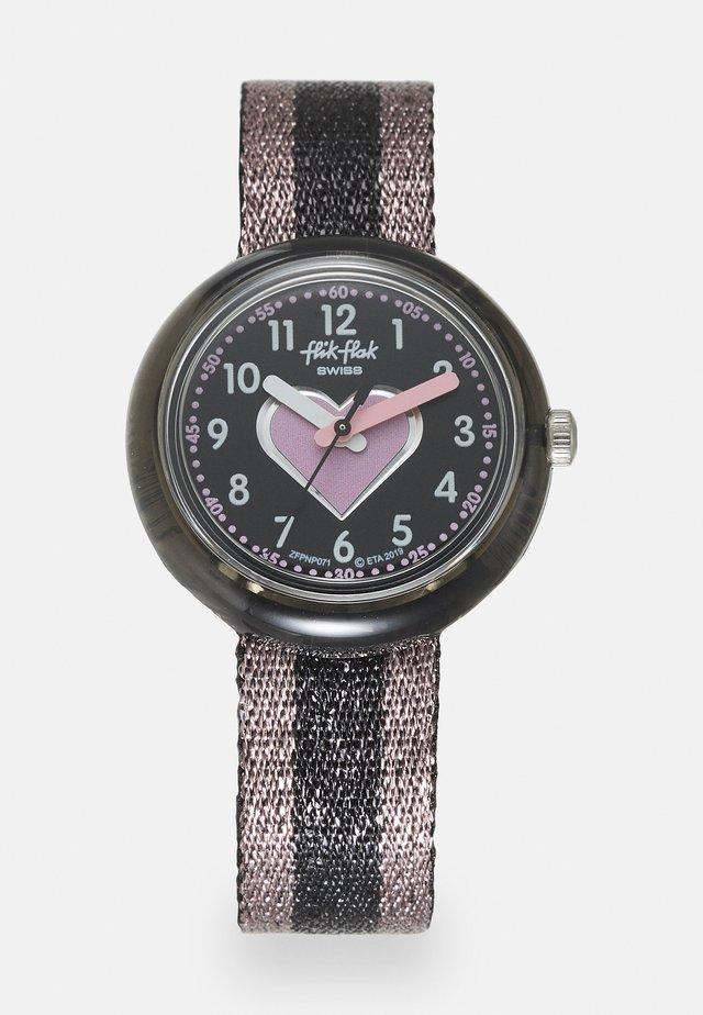 CUORICINO - Uhr - black