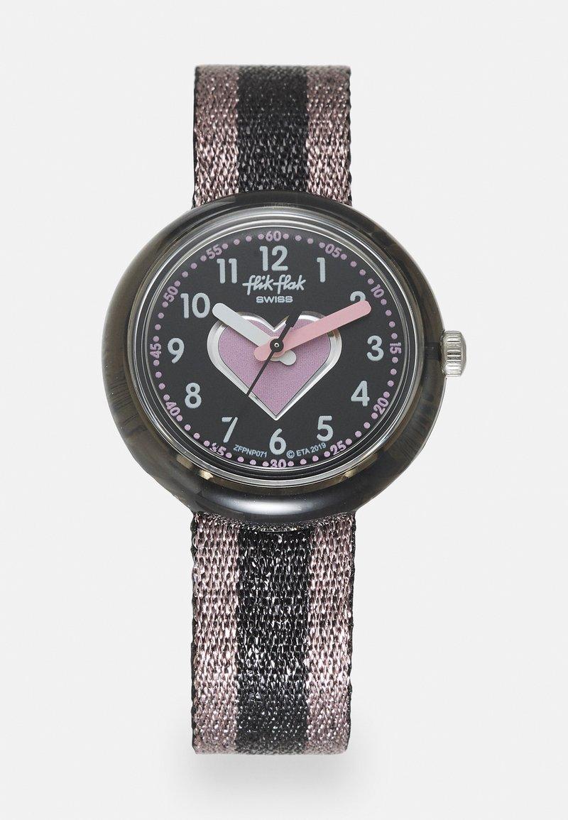 Flik Flak - CUORICINO - Watch - black