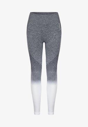 Trikoot - grey & white ombre