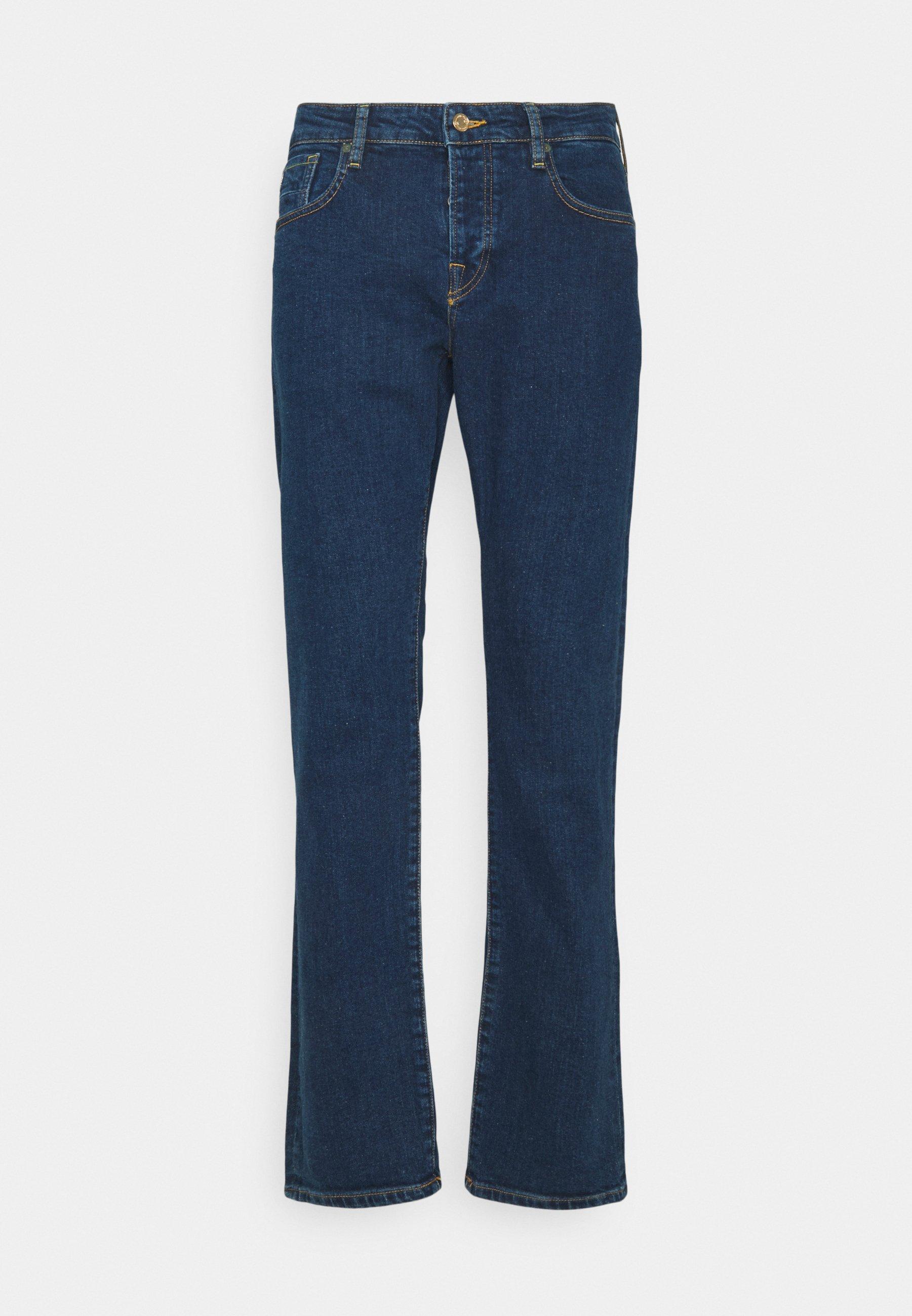 Herren Flared Jeans
