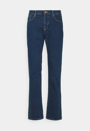 Flared Jeans - enigma blue