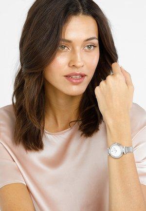 LADIES DRESS - Orologio - silver-coloured