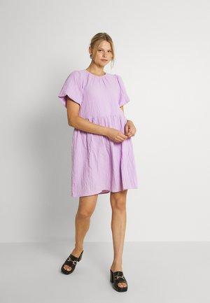 QUINTELLE - Day dress - lavender