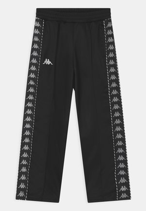 IMMITARA UNISEX - Tracksuit bottoms - caviar
