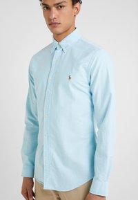 Polo Ralph Lauren - OXFORD SLIM FIT - Chemise - aegean blue - 4