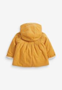 Next - Zimní kabát - yellow - 1