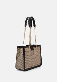 Even&Odd - Handbag - beige/black - 1