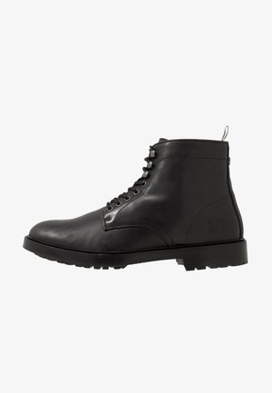 SEABURN - Lace-up ankle boots - black