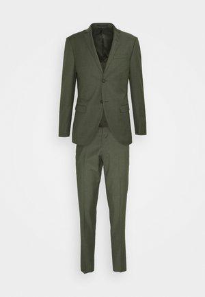 JULES SET - Suit - scarab green