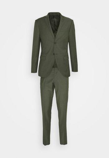 JULES SET - Kostym - scarab green