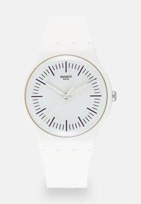 Swatch - UNISEX - Watch - white - 0