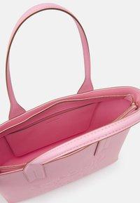 Emporio Armani - Handbag - pepe rosa - 4