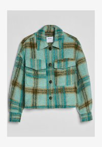 Bershka - Summer jacket - turquoise - 4