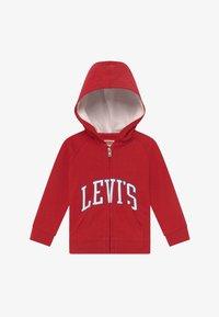 Levi's® - FULL ZIP HOODIE - Hoodie met rits - chili pepper - 2