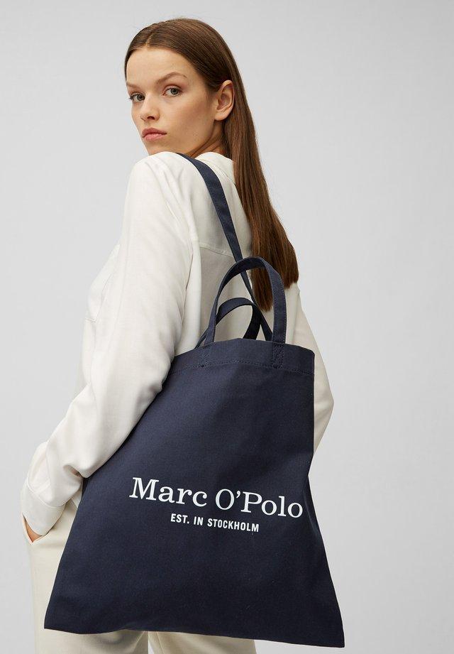 Shopping Bag - deep blue sea