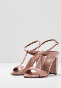 L'Autre Chose - High heeled sandals - warm pink - 4