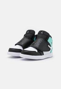 Jordan - SKY 1 UNISEX - Basketball shoes - black/tropical twist/white - 1