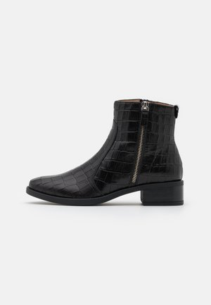 EBRAS - Classic ankle boots - black malasia