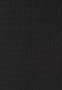 Tommy Jeans - BODYCON SMOCK DRESS - Shift dress - black - 5